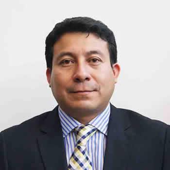 Diputado Héctor Melvin Caná pertenece al partido UNE. (Foto Prensa Libre: www.guatemalavisible.com