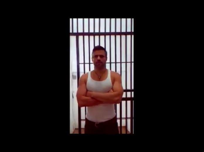 Leopoldo López niega los rumores sobre su muerte