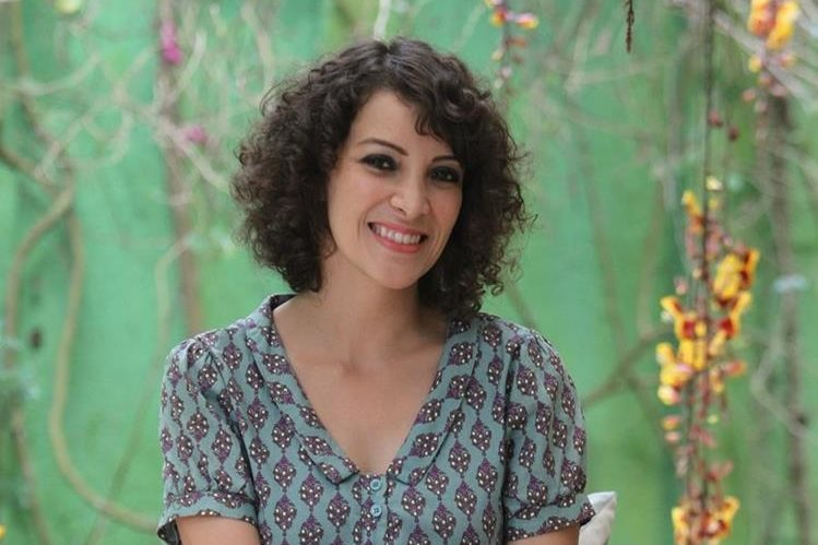 Gaby Moreno es una destacada cantautora guatemalteca, reconocida mundialmente por su trabajo. (Foto Prensa Libre: Kenneth Cruz