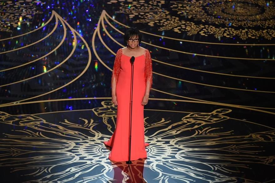 La presidenta de la Academia, Cheryl Boone Issacs, indicó que era necesario hacer cambios en la industria del cine. (Foto Prensa Libre: AFP)