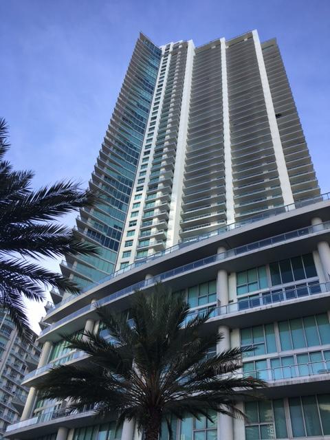 Los apartamentos de Archila Dehesa están en el edificio Mint, 92 SW 3rd St, Miami, Florida. (Foto Prensa Libre: Univisión)