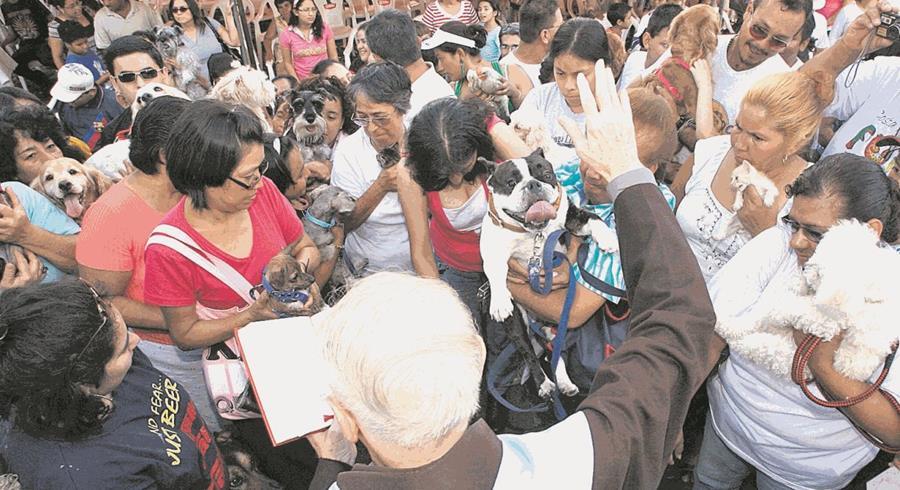 Celebran en Campeche a San Francisco de Asís