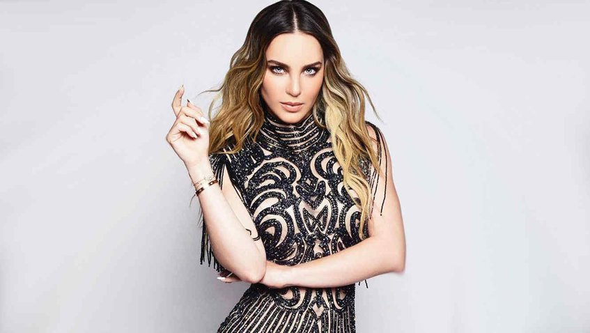 Belinda, cantante mexicana-española. (Foto: Hemeroteca PL).