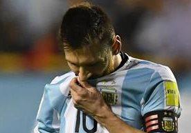 Impotencia de Argentina en el camino a Rusia 2018