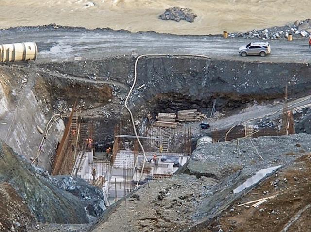 Las hidroeléctricas Oxec, que usan el río Cahabón, se localizan en Alta Verapaz. (Foto Prensa Libre: Hemeroteca)