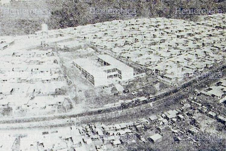 El proyecto habitacional comenzó hace 50 años, cuando era parte de la capital. (Foto: Hemeroteca PL)