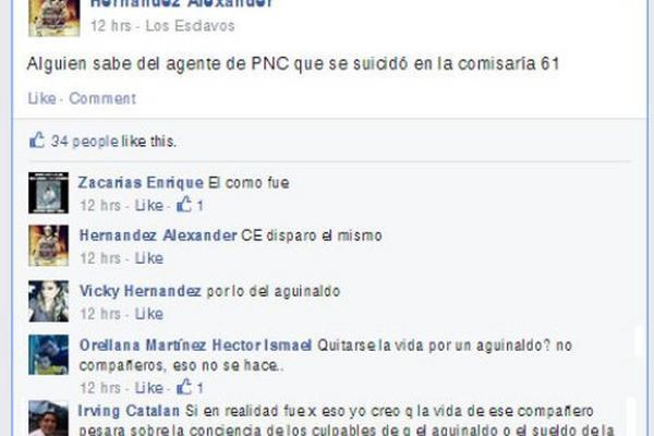 <p>En redes sociales lamentan muerte de Alexis Didier García Pineda. (Foto Prensa Libre: INTERNET).</p>