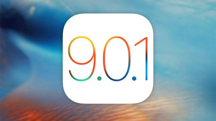 Apple libera la versión iOS 9.0.1. (Foto Prensa Libre: Hemeroteca PL)
