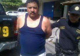 Walter Augusto de León Orozco fue capturado en Malacatán, San Marcos, sindicado de homicidio en grado de tentativa y robo agravado contra dos periodistas.