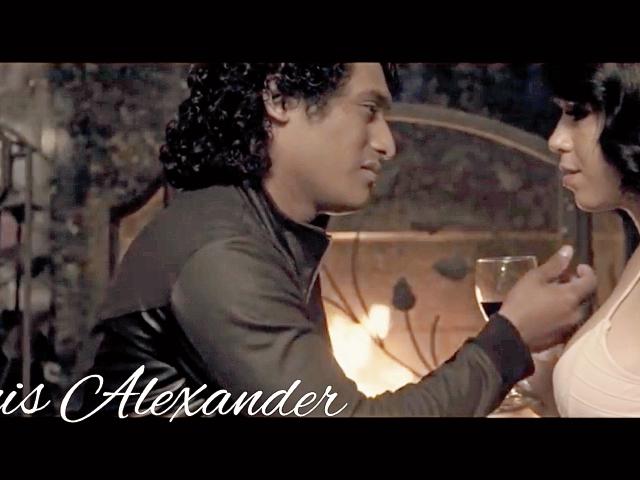 Imágenes de promoción de la canción El Malo, primer tema del disco Inevitable, de Luis Alexánder, (Foto Prensa Libre: Cortesía)