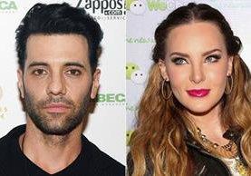Criss Angel no deja de presumir su amor por la cantante mexicana Belinda en las redes sociales. (Foto Prensa Libre: pespdotcom.files.wordpress.com)