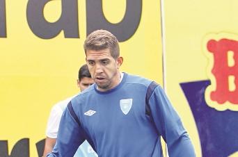 El delantero nacional Minor López vuelve al futbol chileno. (Foto Prensa Libre: Hemeroteca Pl)