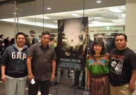 El filme de Steven Spielberg que hurga en las heridas abiertas de Guatemala se presenta en EE. UU. (Foto Prensa Libre: Giovanni Bautista)