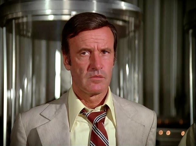 Falleció Richard Anderson, actor de la serie 'El hombre nuclear'