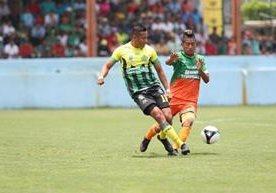 El partido de ida terminó 1-1 en el estadio Mateo Sicay Paz.