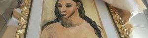 Cabeza de joven, 1906, de Picasso.