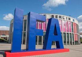 IFA es considerada la segunda feria tecnológica más grande del mundo después del CES. (Foto Prensa Libre: AFP).