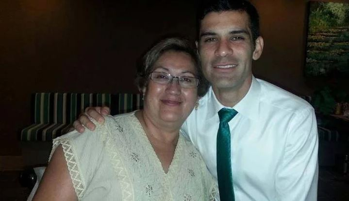 La madre de Rafa Márquéz, Rosa Alicia Álvarez, es acusada por narcotráfico. (Foto Prensa Libre: redes).