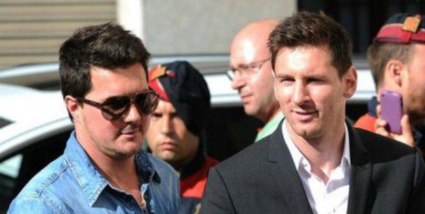Prisión preventiva para el hermano de Lionel Messi