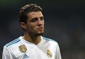 El centrocampista del Real Madrid Mateo Kovacic sufrió una rotura parcial en el aductor derecho. (Foto Prensa Libre: AFP)