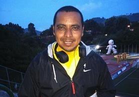 José David Najarro Godoy murió de forma trágica en Jutiapa. (Foto Prensa Libre: Cortesía).