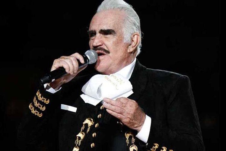 """El """"rey de las rancheras"""" ya se encuentra retirado de los escenarios (Foto: Hemeroteca PL)."""