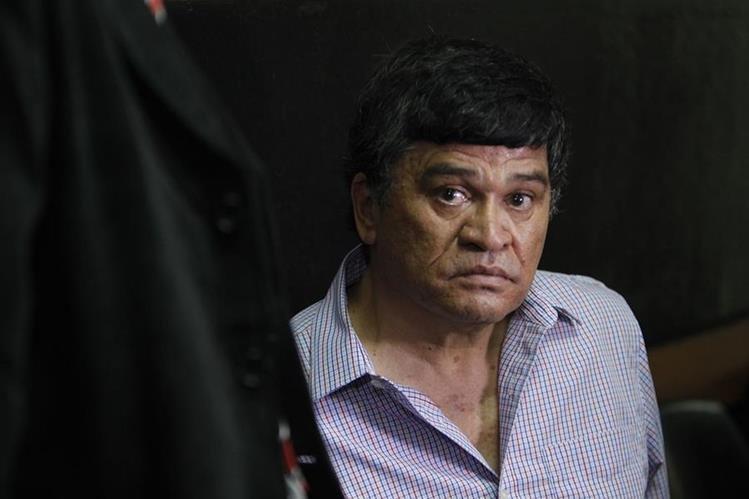 Al exalcalde le fue retirada la inmunidad en 2013 para que se pudiera investigar un contrato con la empresa Dinámica Constructiva, S.A. (Foto Prensa Libre: Hemeroteca Pl)