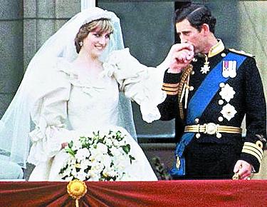 La boda de los príncipes de Gales fue un acontecimiento que llamó la atención mundial en su época. (Foto: Hemeroteca PL)