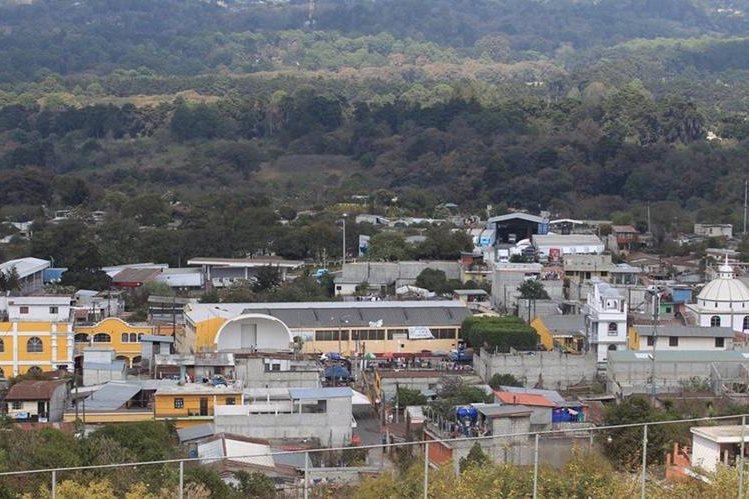 San Bartolomé Milpas Altas, Sacatepéquez