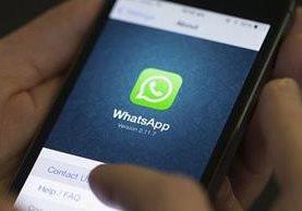 WhatsApp Business es la primera versión de la aplicación de mensajería enfocada en las comunicaciones entre empresas y consumidores. GETTY IMAGES