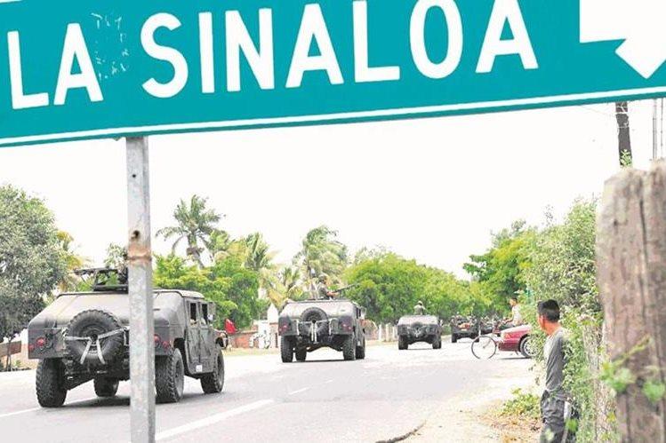 El enfrentamiento ocurrió en Sinaloa, México. (Foto Hemeroteca PL).
