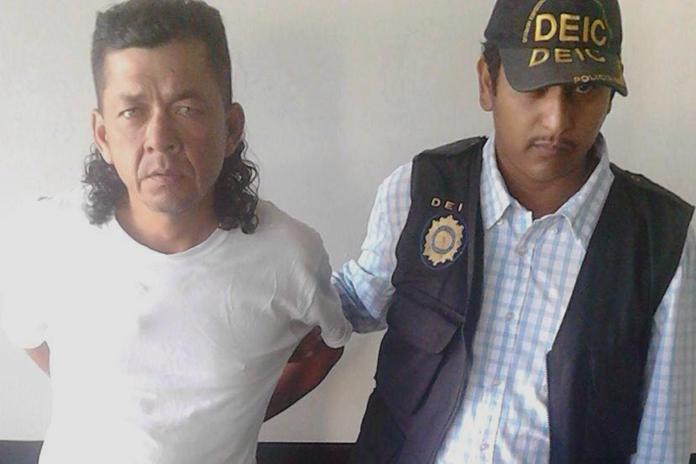 Marlon Geovany Reyes López había sido capturado en mayo del 2016 y salido de prisión hace unos meses. (Foto Prensa Libre: PNC)