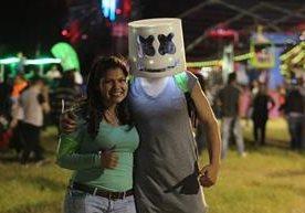 Mucha música y fiesta se vivió en festival.