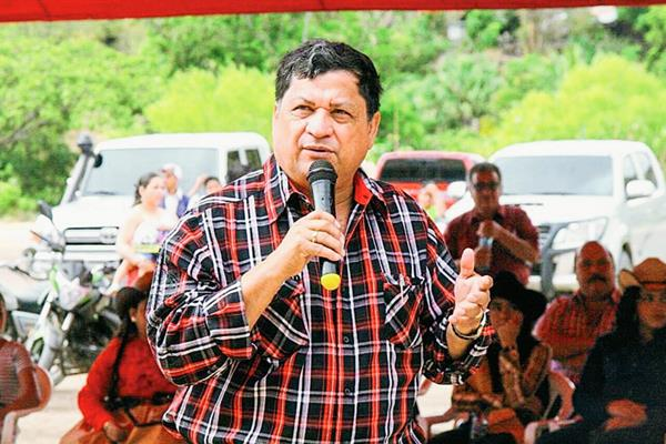 En Chiquimula se descubrió una red de nepotismo en favor del diputado Hichos. (Foto PrensaLibre: Hemeroteca)