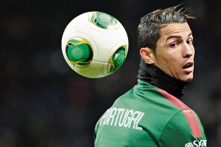 Cristiano Ronaldo podría defender los colores de Portugal en Río 2016. (Foto Prensa Libre: Hemeroteca PL)