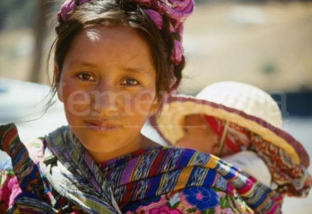 En Guatemala se conmemora a las madres el mismo día en México y El Salvador. (Foto: Hemeroteca PL)