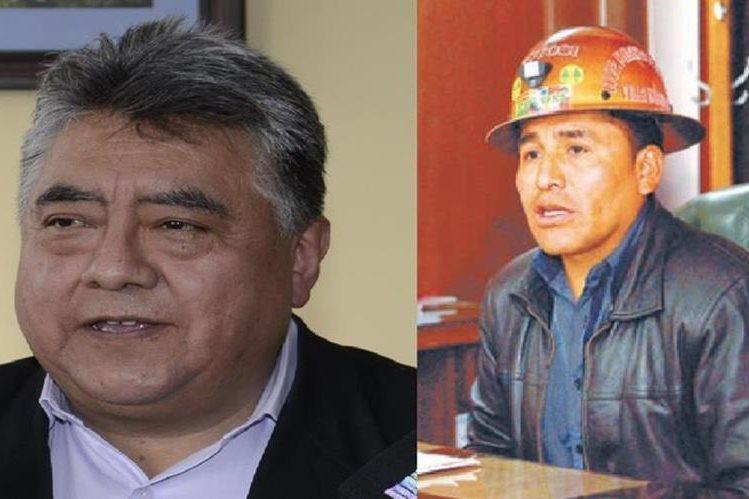 Carlos Mamani,(d)líder minero es enviado a prisión por asesinato de viceministro boliviano, Rodolfo Illanes. (AFP).