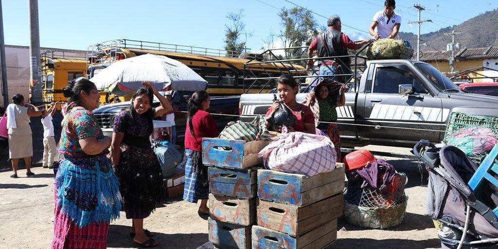 Suspenden servicio de transporte entre Santa María de Jesús y Antigua Guatemala