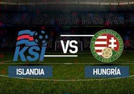 Islandia y Hungría juegan este sábado por el Grupo F de la Eurocopa 2016. (Foto Prensa Libre: TodoDeportes)