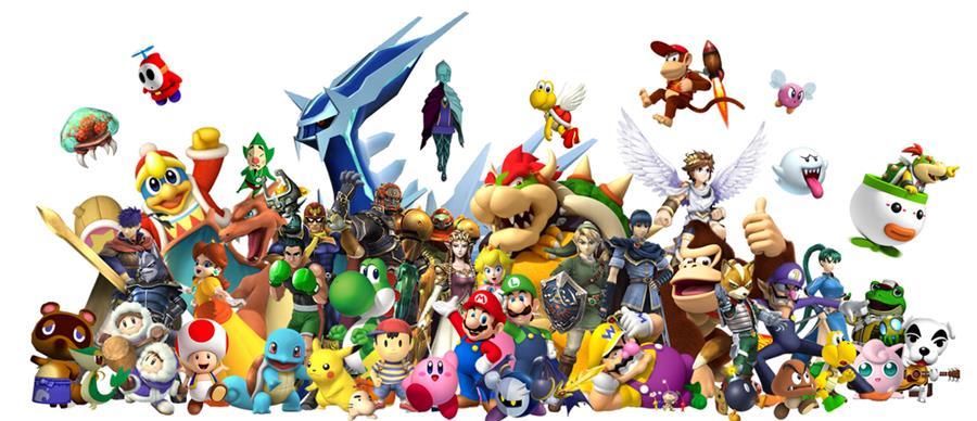 El universo de Nintendo abarca un sinnúmero de personajes e historias. (Foto: Hemeroteca PL).