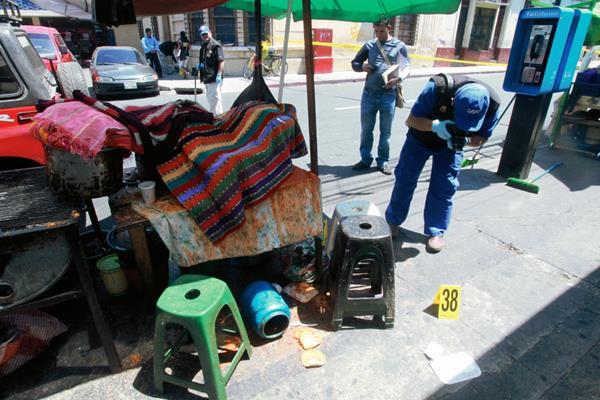El ataque ocurrido el pasado martes cobró la vida de dos personas y dejó 24 heridos. (Foto Prensa Libre: Hemeroteca PL)
