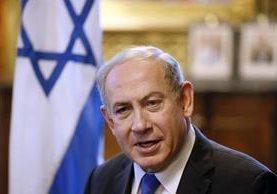 Benjamín Netanyahu, primer ministro de Israel.(AFP).
