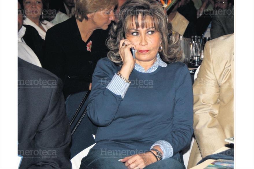 Gloria Torres Casanova fue nombrada el 22 de mayo 2008  enlace entre el Ejecutivo y las municipalidades. (Foto: Hemeroteca PL)