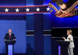 Gestos, invitados, alegría y cólera. De todo se vio en el tercer debate.
