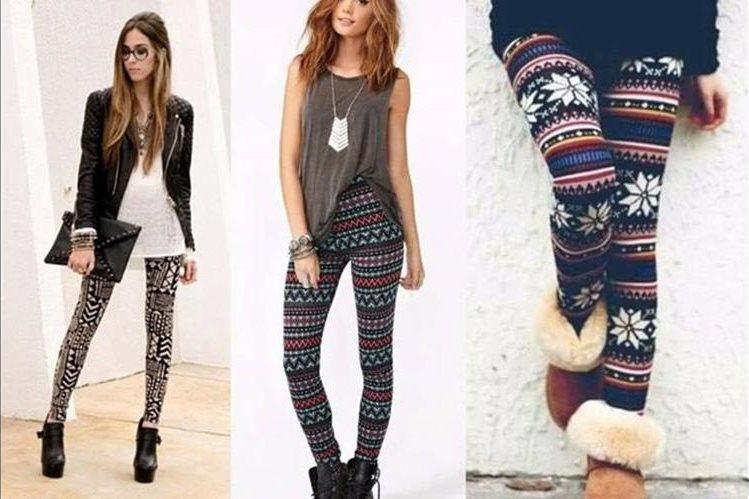 Estampados, de colores o con flores; los pantalones tallados se adaptan a cualquier ocasión.