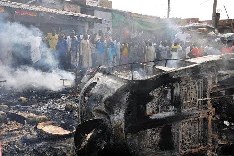 Camerún sufre con frecuencia la violencia de Boko Haram.