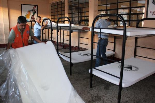<p>El albergue fue inaugurado el 23 de noviembre último enla zona 3 de Santa Cruz del Quiché. (Foto Prensa Libre: Óscar Figueroa).<br></p>