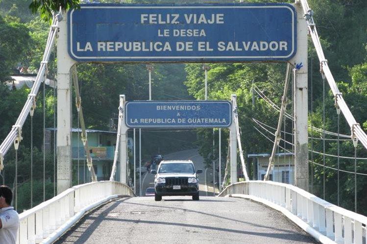 Puente en frontera Las Chinamas no será cerrado sino hasta octubre. (Foto Hemeroteca PL)