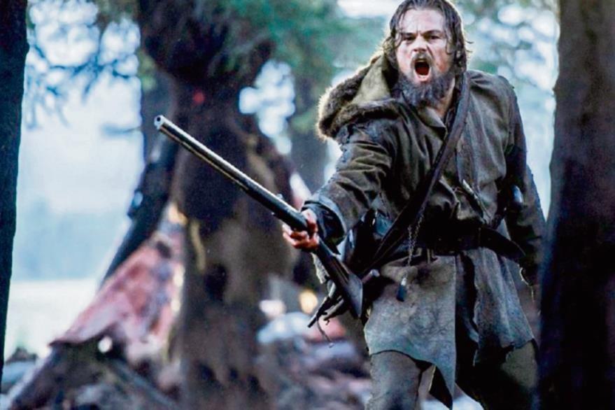 La producción The Revenant  está postulada a 12 premios Óscar.