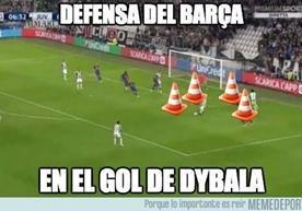 Las redes se burlan de la derrota del FC Barcelona.